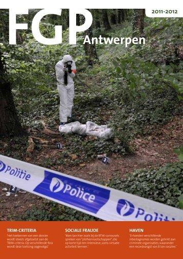 FGPAntwerpen - Federale politie