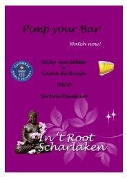 Communicatie project 'Pimp Your Bar' - Get a Free Blog