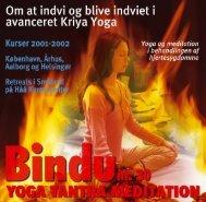 Swami Janakananda - Skandinavisk yoga og meditasjonsskole