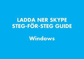 ladda ner skype
