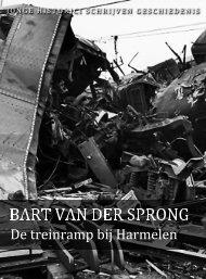 Bart van der Sprong (pdf) - Jonge Historici Schrijven Geschiedenis
