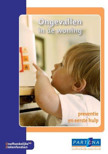 Ongevallen in de woning: preventie en eerste hulp - Goed voor jou