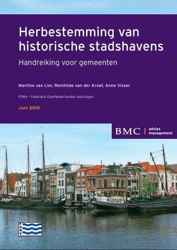 Herbestemming van historische stadshavens - FONV