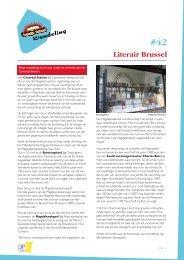 Literair Brussel - UiT in Brussel
