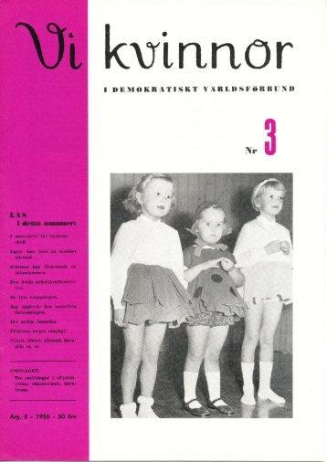 1956/3 - Vi Mänskor