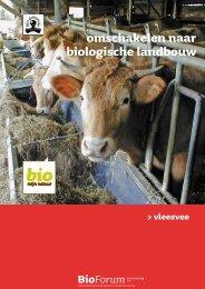 omschakelen naar biologische landbouw - Bio Zoekt Boer