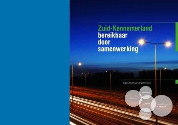 Zuid-Kennemerland bereikbaar door samenwerking