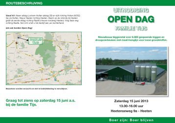 Uitnodiging Open Dag fam Tijs.indd - Subvention