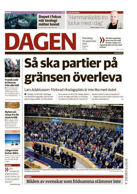 Dessutom - Dagen