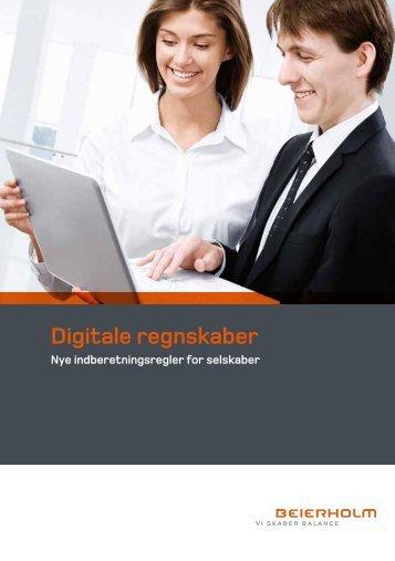 Digitale regnskaber - Beierholm