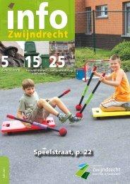 Speelstraat, p. 22 - Gemeente Zwijndrecht