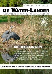 DE WATER-LANDER