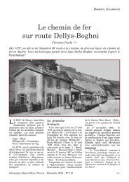 pour voir ce Document en PDF - Accueil du site Les Tizis