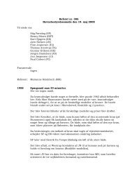 Referat nr. 306 Havnebestyrelsesmøde den 19. maj ... - Ishøj Havn