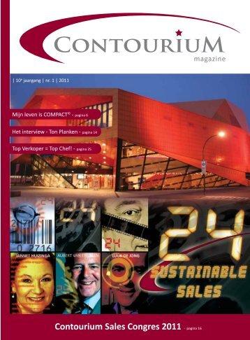 Contourium Magazine nr 1 2011