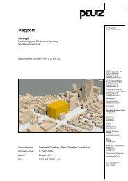 Bijlage 9 Rapport windklimaat - Gemeente Den Haag