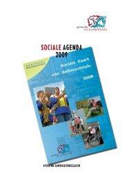 SOCIALE AGENDA 2009 conc.pdf - Welkom bij gemeente ...