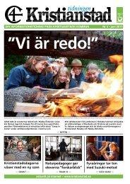 Tidningen Kristianstad nr 4 2011