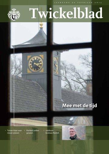 Twickelblad voorjaar 2013