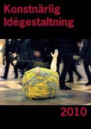 katalog - Göteborgs konstskola