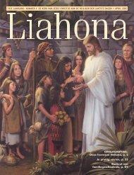 April 2005 Liahona