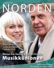 Musikkunionen - Forsiden - Foreningen Norden