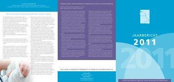 verkort jaarverslag van 2011 - Stichting Klachtenregeling ...