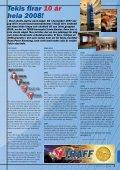 TEKISNYTT nr 1 2008 - Tekis AB - Page 7