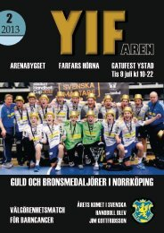 2013 - Nr 2 - Ystads IF Alliansen