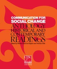 27 - Communication for Social Change Consortium