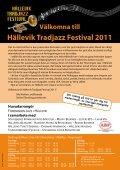 Ett stort Tack till våra sponsorer! - Hällevik Tradjazz Festival - Page 3