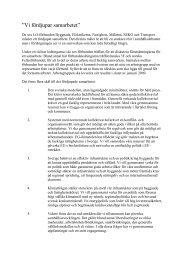 Sex LO-förbund fördjupar samarbetet - Seko