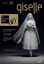 Programmaboek Giselle (PDF, 2.5 Mb) - Het Nationale Ballet