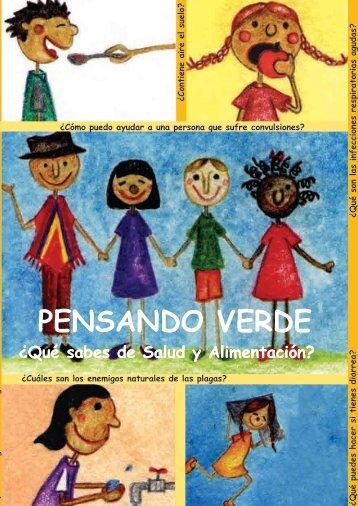 ¿Qué sabes de Salud y Alimentación? - VVOB Ecuador