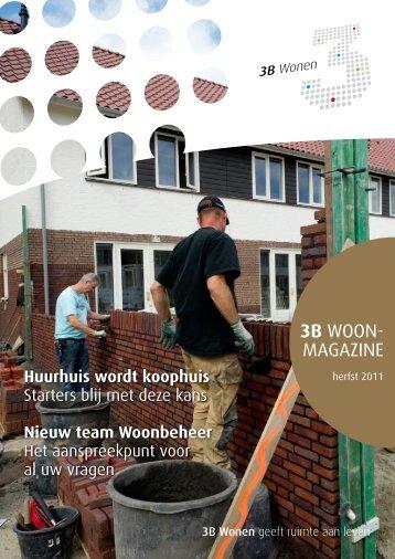 3B Woon- magazine