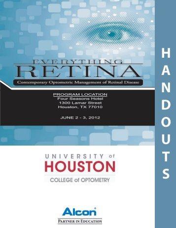 University of houston optometry essay
