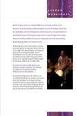 workshops voor het oNderwijs - Agbodo Workshops - Page 3