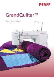 GrandQuilter™ - Pfaff