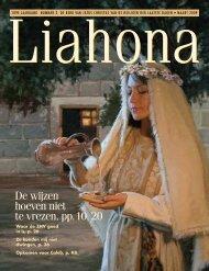 Maart 2009 Liahona