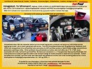 Anleggstank for biltransport topp modellen 1000l - Arvid Gimre AS