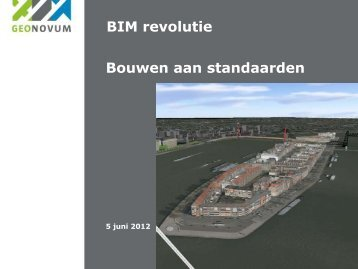 BGT - Bouw Informatie Raad