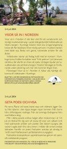 Musik på Åland 2004 - Kulturföreningen Katrina - Page 6
