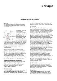 verwijdering galblaas.pdf - Groene Hart Ziekenhuis