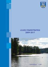 lojos stadsstrategi 2009–2017