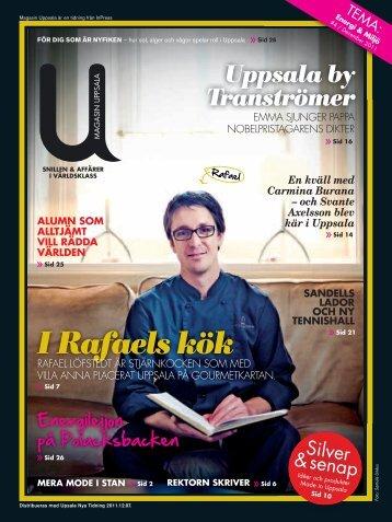 varför inte Uppsala? - InPress