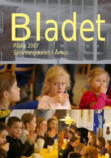 Bladet 2007 paaske - Skovvangskolen