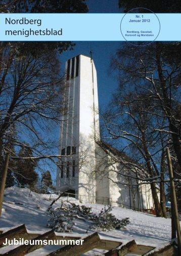nordberg menighetsblad