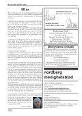nordberg menighetsblad - Page 2