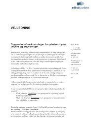 Intro til kontrolbud af plejehjem og plejeboliger ... - Udbudsportalen