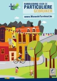 handleiding voor de particuliere gebruiker - Wonen in Turnhout
